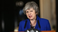 The no-deal vote will be the big one that decides if May survives