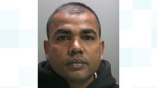 Rapist jailed for ten years