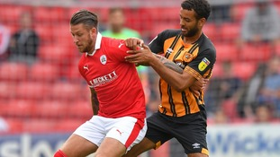 George Moncur has left Barnsley to join Luton.