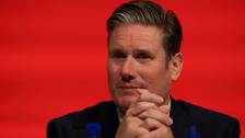 Starmer calls for 'open debate' to break the Brexit deadlock