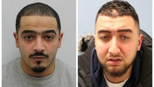 Police hunt 'dangerous' pair over New Year Park Lane murder