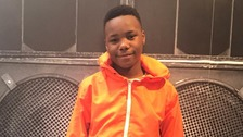 Teenager arrested over murder of 14-year-old Jaden Moodie