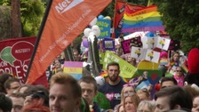 The last Swindon & Wiltshire Pride festival was in 2017.
