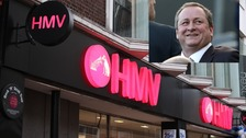 Newcastle United owner Mike Ashley reportedly in talks for possible HMV takeover
