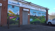 The GL Communities advice and resource centre in Matson, Gloucester