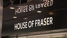 House of Fraser store to stay open in Norwich
