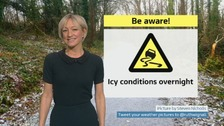 Wales Weather: Snow, sleet and ice!