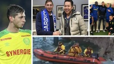 Rescuers fear chance of finding Cardiff striker alive are 'slim'