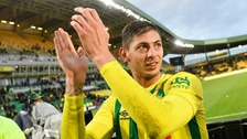 'Still no trace' of missing plane carrying Emiliano Sala
