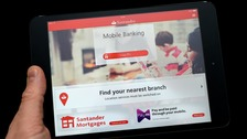Santander list 140 branches to close as customers bank online