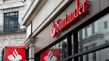 Is your branch of Santander among the 140 branches being closed?