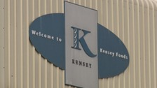 Hundreds of jobs at risk as Launceston food factory Kensey Foods could close