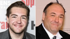 James Gandolfini's son to play Tony Soprano in prequel film