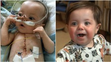 Toddler's miraculous recovery from 25 heart attacks in 24 hours