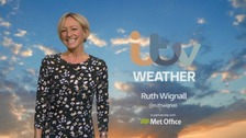 Wales Weather: Showers clearing with some sunshine!