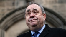 Former SNP leader Alex Salmond arrested and charged