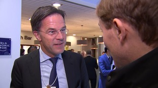 Dutch PM Mark Rutte tells ITV News Theresa May will 'find a way out' on Brexit despite ruling out backstop concession