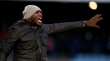 Sol Campbell took charge of League Two side Macclesfield Town in November