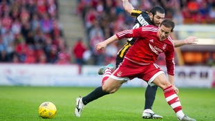 Pawlett has played in Scotland before for Aberdeen.