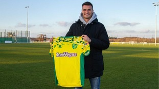 Philip Heise has completed his move to Norwich City.