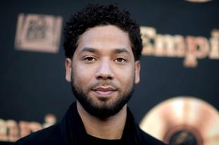Jussie Smollett stars in Empire
