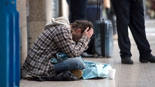 Deaths of homeless people in England and Wales has risen dramatically since 2013.