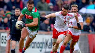 Mayo ran out the winners over Tyrone at Healy Park amid Sunday's Division 1 action