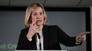 'We're coming for you' - Amber Rudd's warning for bosses reckless with employee pensions
