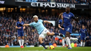 Manchester City hammered a hapless Chelsea to head back to the top of the Premier League at the expense of Liverpool