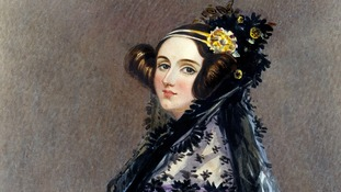 Ada Lovelace - the world's first computer programmer.