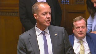 Grantham and Stamford MP, Nick Boles, speaking in Parliament