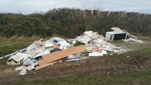 Suspended sentence for fly-tipper in South Oxfordshire
