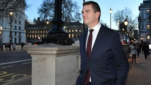 Olly Robbins is the chief Brexit negotiator.