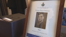Hundreds turn up to funeral of RAF veteran in Southampton