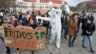 The 'Fridays for Future' movement has been taken up around the world.