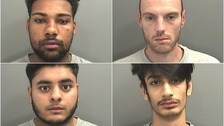 Four men jailed for stabbing of Malaciah Thomas