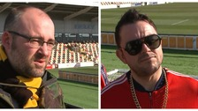 Goldie Lookin Chain preview Newport County v Man City