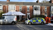 Man charged with murder of three elderly men in Exeter