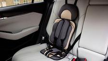 Illegal child car seats on sale for £8 on eBay and Amazon