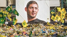 Funeral for footballer Emiliano Sala due to be held in his home town