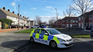 The incident happened on Willow Way in Croxteth.