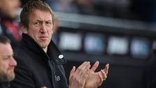 Graham Potter focused on beating Brentford