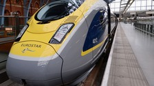 Eurostar services disrupted by unexploded World War II bomb