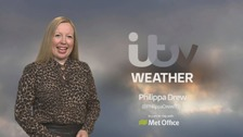 Wales weather: Turning more showery tonight but a dry week ahead
