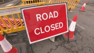 Drivers in Somerset face delays with section of A37 closed for repair work