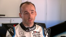 Kubica to return to F1 hot seat following life-changing crash