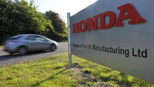 Honda to close Swindon factory in 2021 with loss of 3,500 jobs