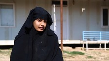 IS bride Shamima Begum admits regret but insists she's no threat