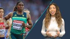 Who is Caster Semenya and why is her court hearing important?