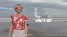 Wales Weather: Breezy with drizzle over the hills!